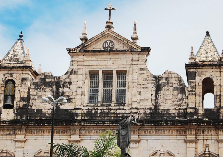Basilica-Catedral-Salvador-Bahía-Brasil